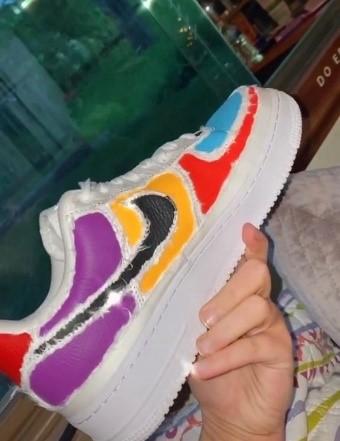 Sepatu ini bisa di robek?