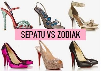 Sepatu Sesuai Dengan Zodiak, Valid Gak Ya?